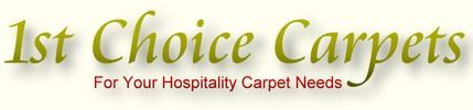First Choice Carpet for Your Hospitality Carpet Needs